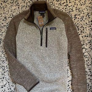 Patagonia half zip Sweater : New